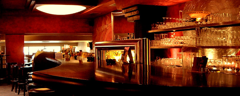 Innenarchitektur gastronomie bar lounge innsight for Gastronomie innenarchitektur