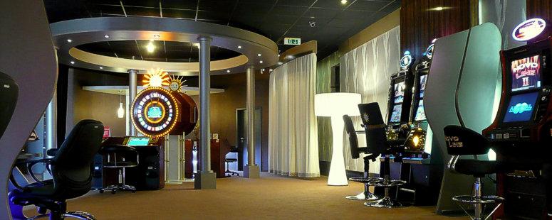 Casino Inneneinrichtung